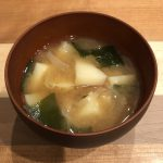POTATO miso soup