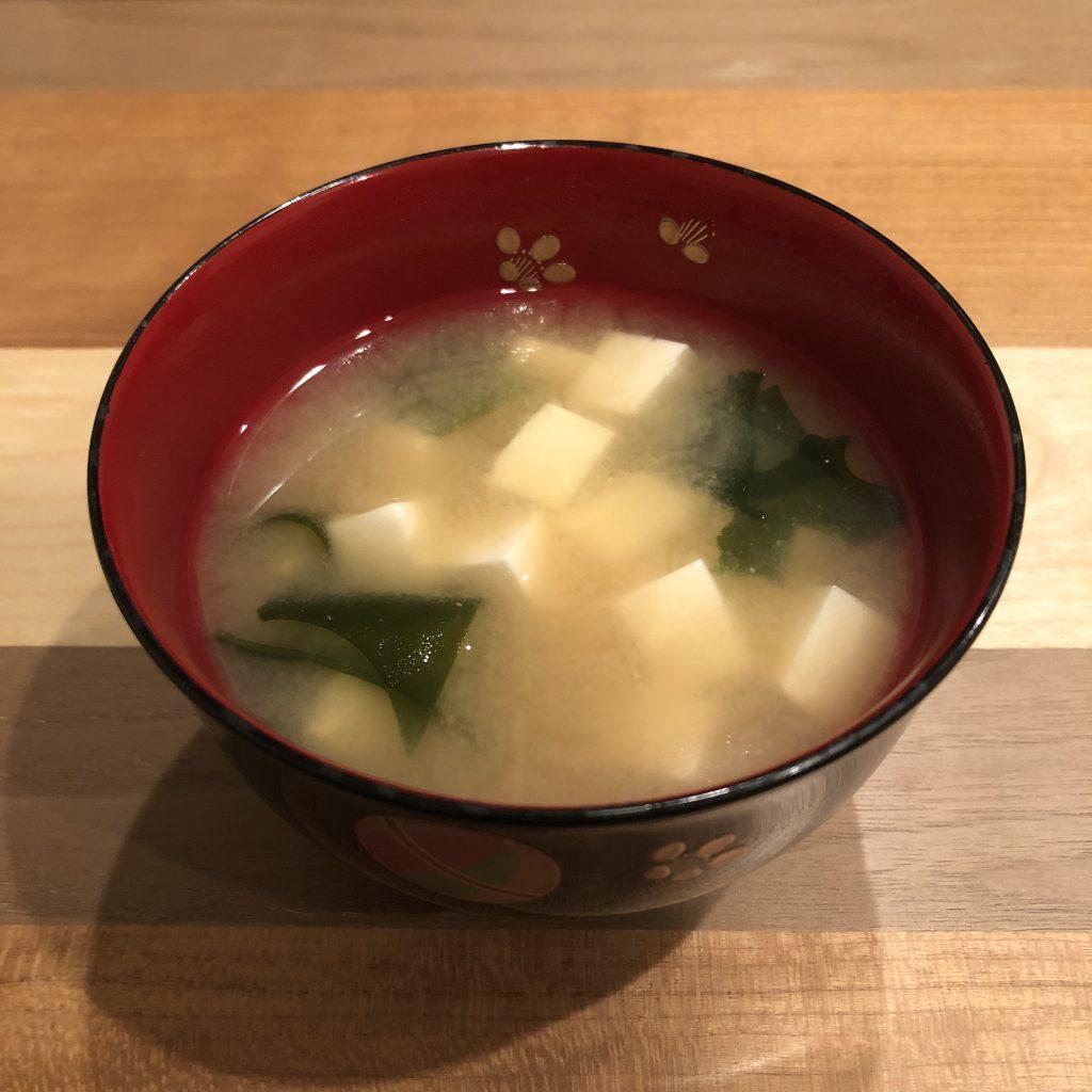 BARLEY miso soup
