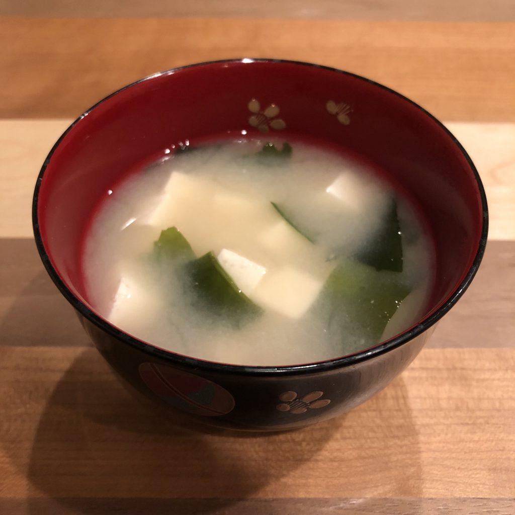 SHINSHU KOJI miso soup