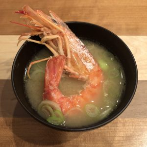 Shrimp Miso Soup Recipe