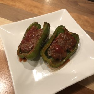 STUFFED PEPPERS WITH MISO RECIPE