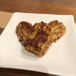 GRILLED CORN WITH MISO BUTTER RECIPE