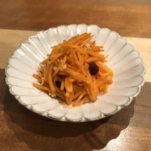 FRENCH CARROT SALAD WITH MISO RECIPE