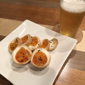 MISO-MARINATED EGGS RECIPE
