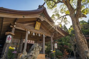 "Kamado Shrine ""Demon Slayer"" Real Life Locations in Japan"