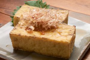 What Is Atsu-age (Thick Fried Tofu) and How Is It Used?