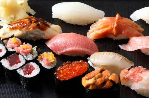 30 Most Popular Types of Sushi in Japan