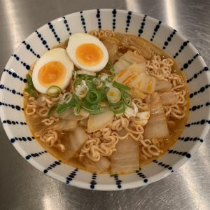 Upgrade Your Ramen BEST JAPANESE SPICY RAMEN (Recipe) - Easy Instant Ramen Hacks #4
